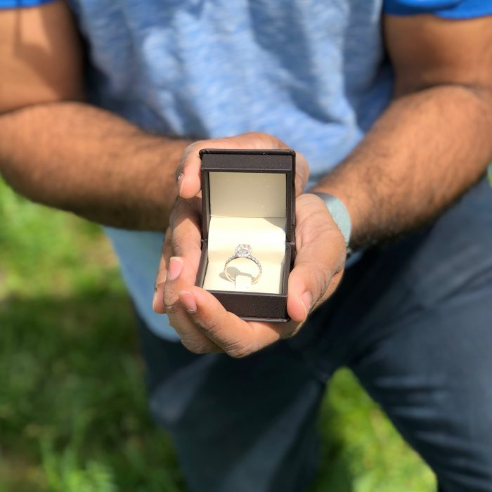 Marriage Proposal Ideas in Kissena Park
