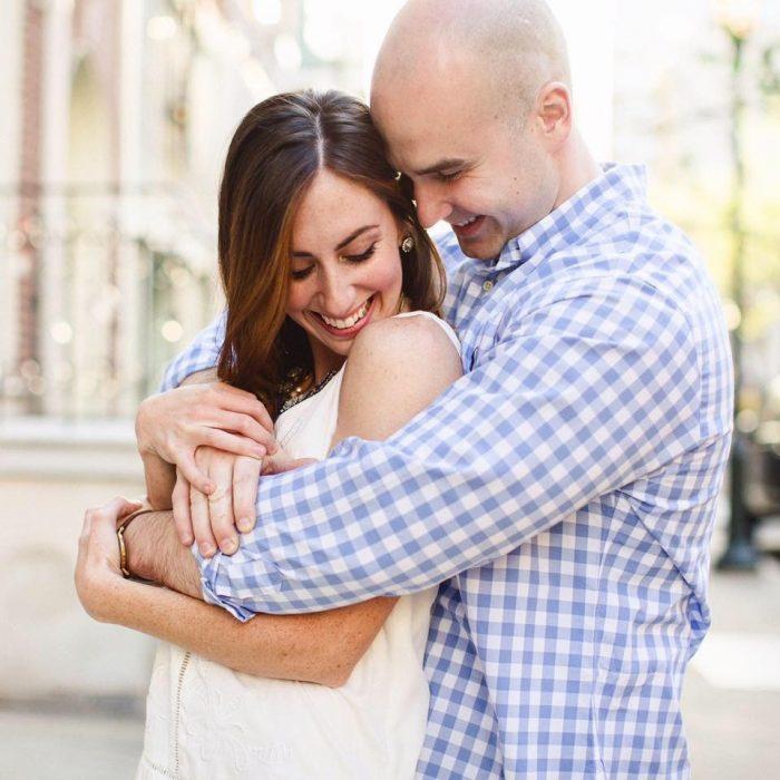 Wedding Proposal Ideas in Philadelphia, PA in Rittenhouse Square