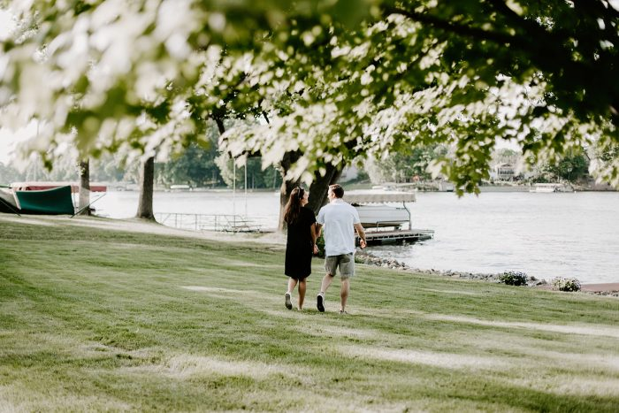 Marriage Proposal Ideas in Morse Reservoir in Noblesville, Indiana