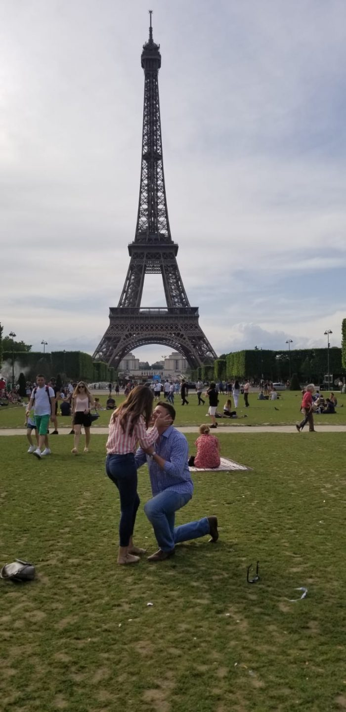Where to Propose in París