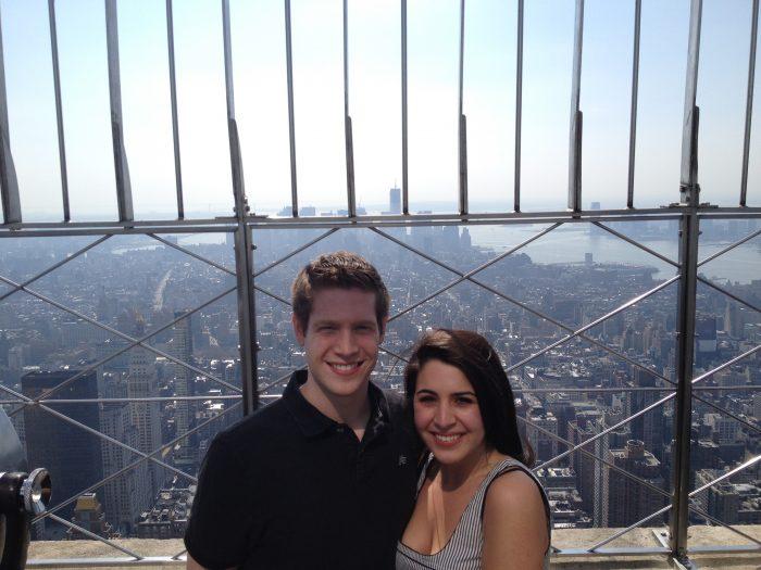 Image 1 of Daniella and William