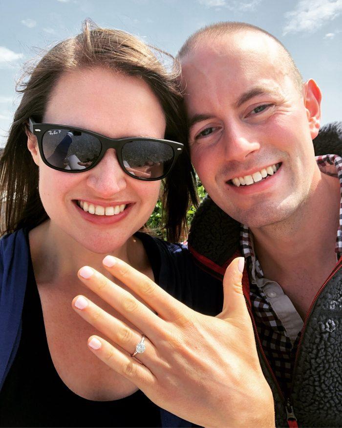 James's Proposal in Compo Beach, Westport CT