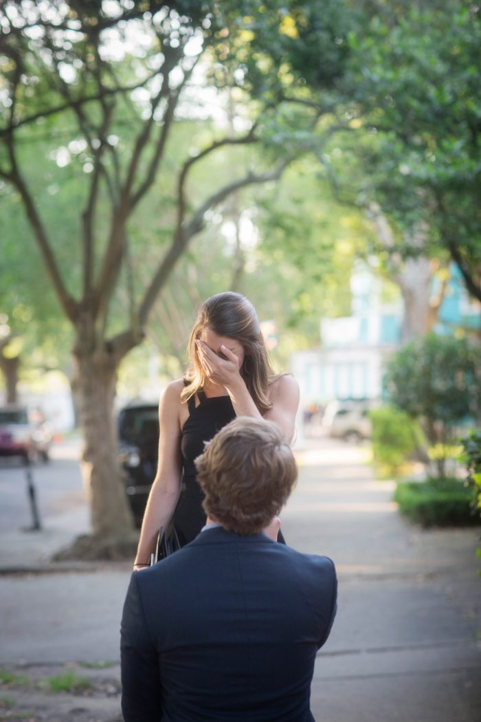 Lexi's Proposal in New Orleans, LA