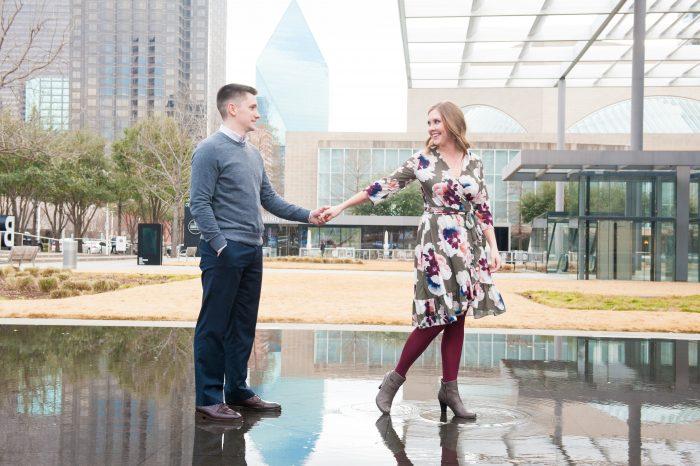 Engagement Proposal Ideas in Winspear Opera House in Dallas