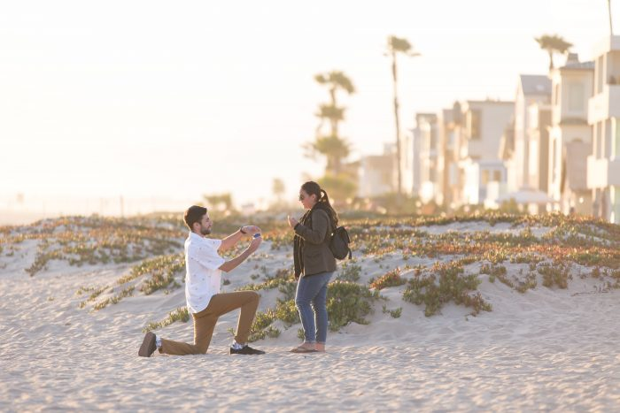 Wedding Proposal Ideas in Sunset Beach