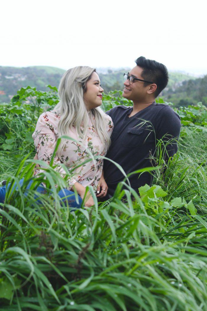 Kelsea's Proposal in Peanut Lake - Highland Park, Los Angeles