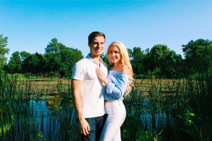 Image 1 of Melinda and Jarrod