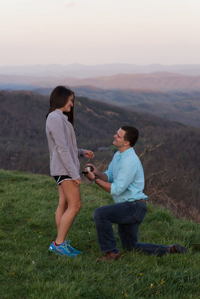 Marriage Proposal Ideas in Boone, NC