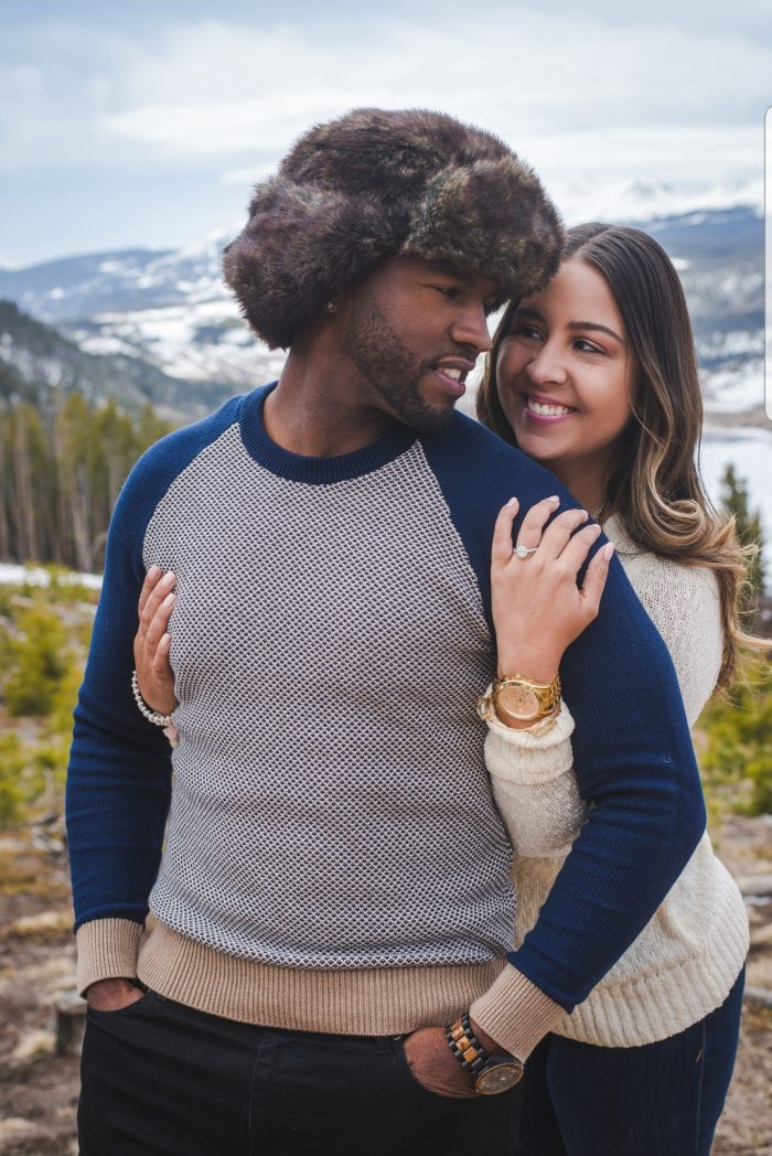 Marriage Proposal Ideas in Breckenridge Colorado