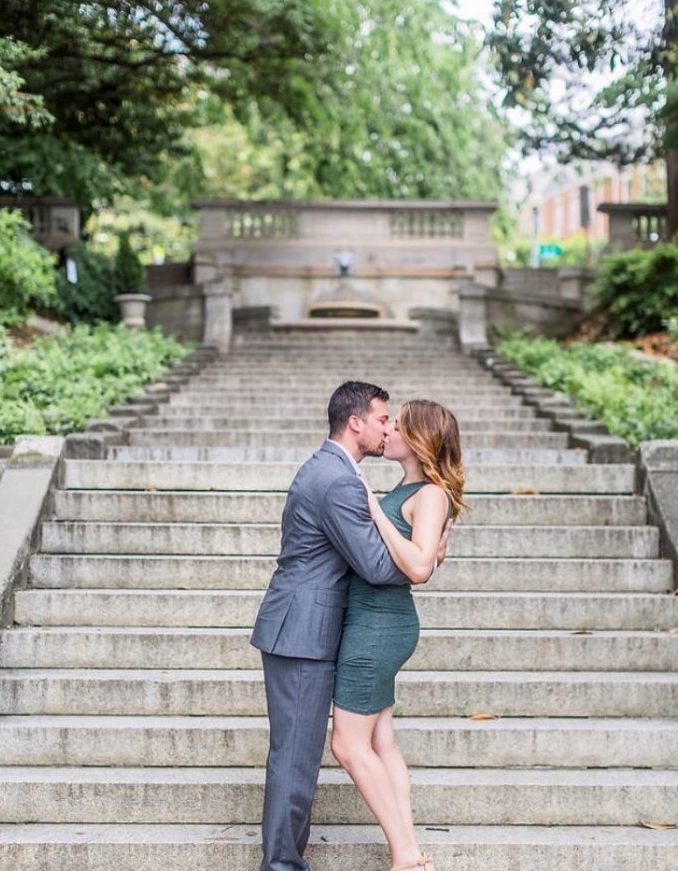 Image 1 of Stephanie and David
