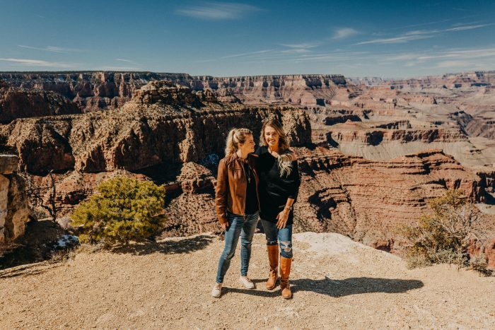 Wedding Proposal Ideas in Grand Canyon National Park