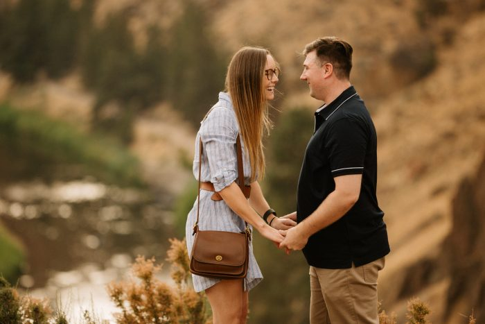 Engagement Proposal Ideas in Smith Rock State Park, Oregon