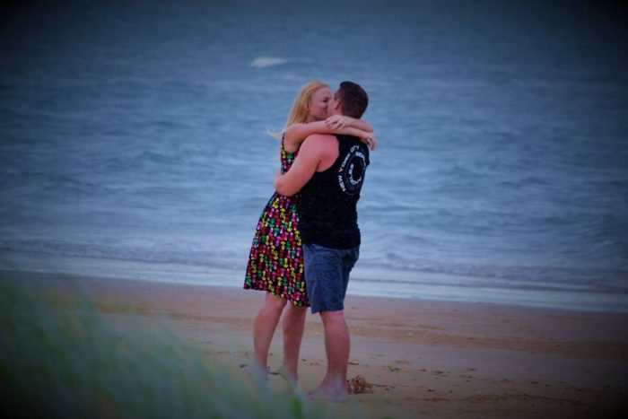 Wedding Proposal Ideas in The beach