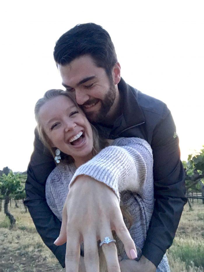 Wedding Proposal Ideas in Wilson Creek Winery