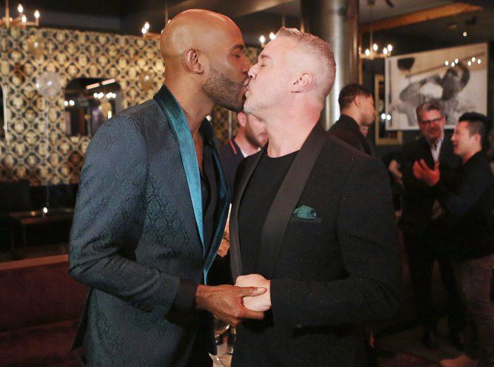 Image 2 of Queer Eye's Karamo Brown Is Engaged to Director Ian Jordan: Watch the Video