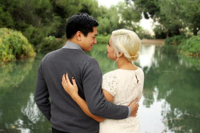 Where to Propose in Peanut Lake - Highland Park, Los Angeles
