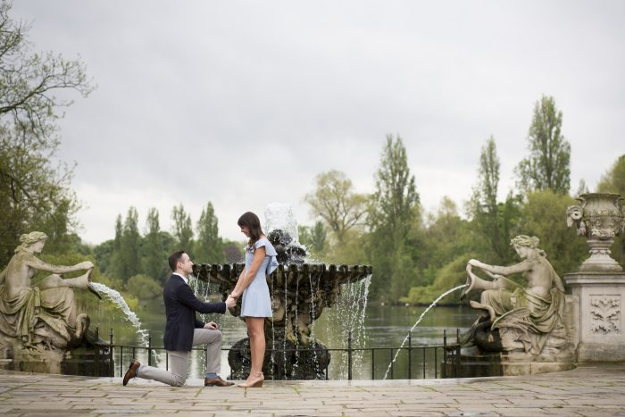 Wedding Proposal Ideas in London, England