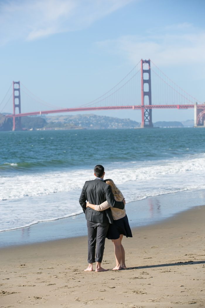 Where to Propose in San Francisco, CA