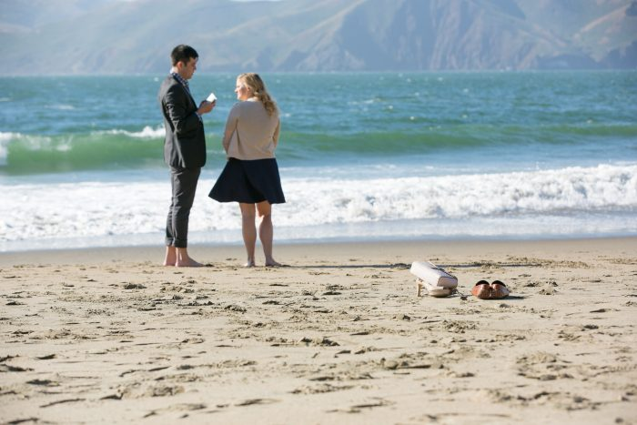 Marriage Proposal Ideas in San Francisco, CA
