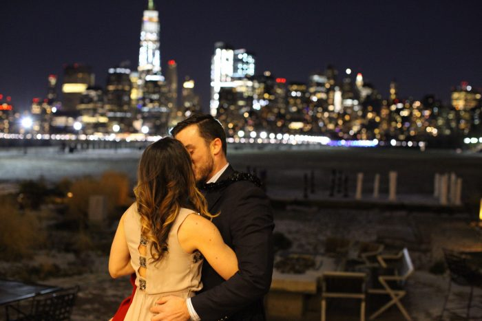 Wedding Proposal Ideas in Liberty House Reataurant in New Jersey