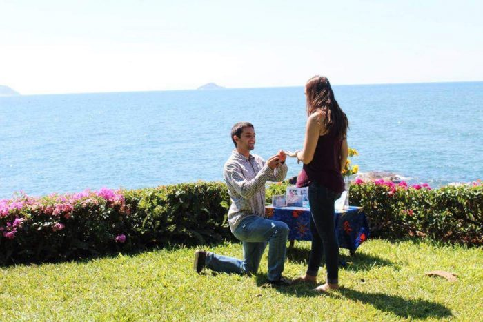 Wedding Proposal Ideas in Lake Malawi, Africa