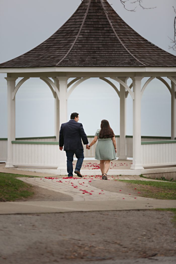 Where to Propose in Niagara-on-the-lake, ON, Canada