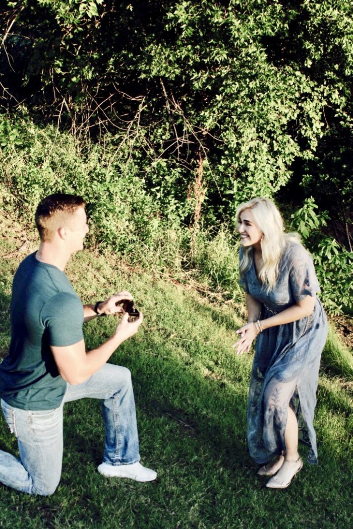 Wedding Proposal Ideas in My parents land