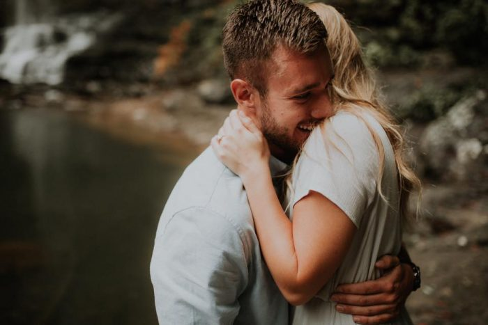 Wedding Proposal Ideas in Cloudland Canyon State Park, GA
