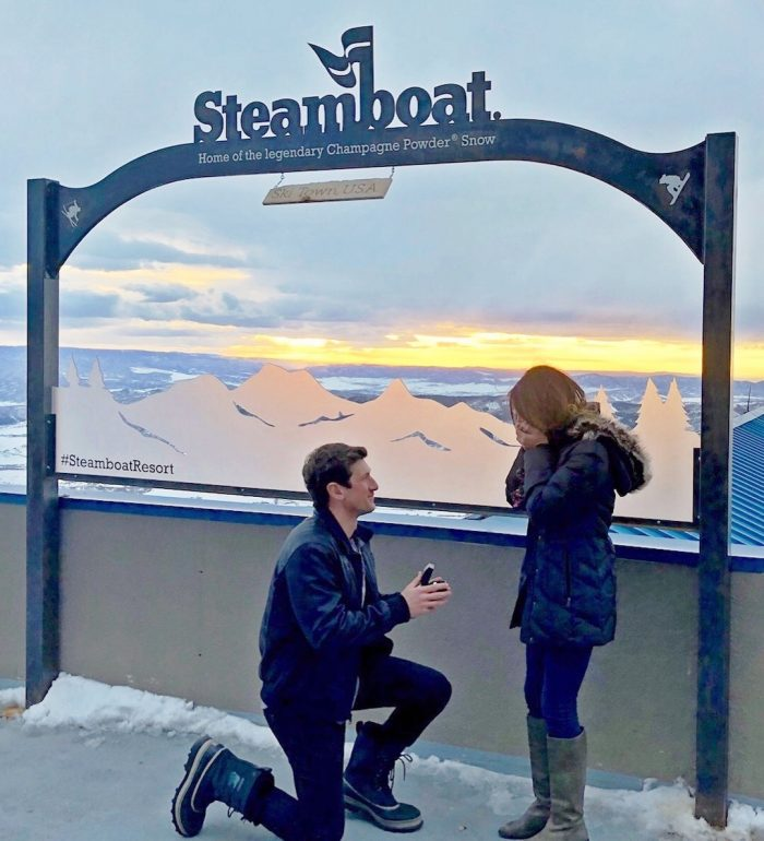 Proposal Ideas Steamboat springs, Colorado