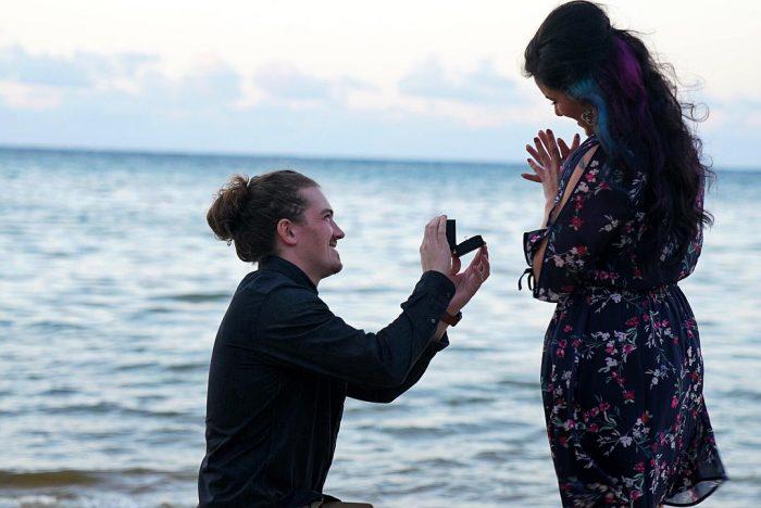 Marriage Proposal Ideas in Kauai, Hawaii