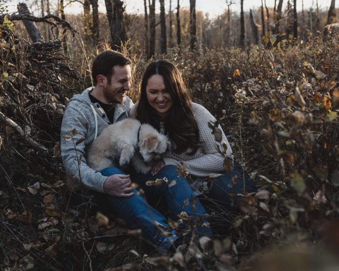 Where to Propose in North Glenmore Park in Calgary, AB
