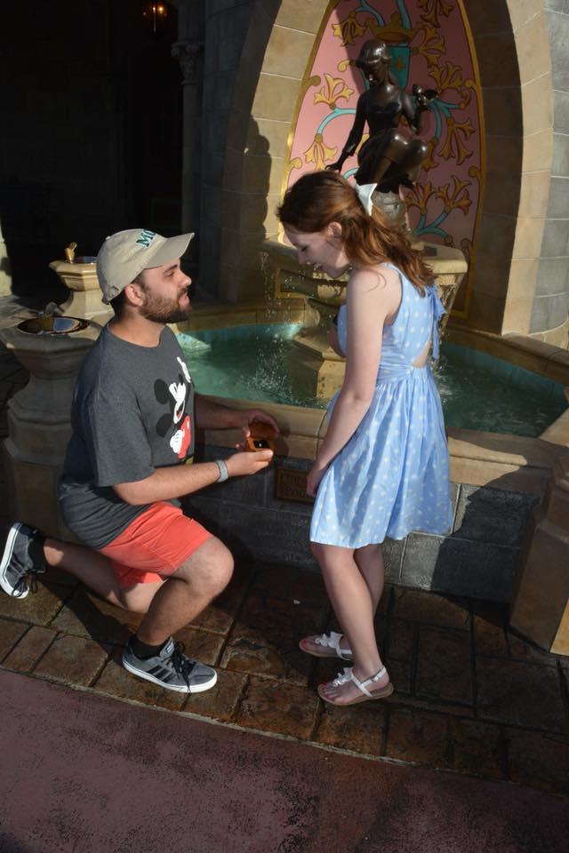 Wedding Proposal Ideas in Disney's Magic Kingdom - Walt Disney World