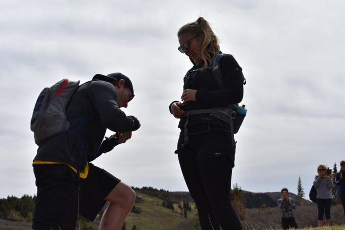 Marriage Proposal Ideas in In the mountains of Colorado (specifically the San Juan mountain range)