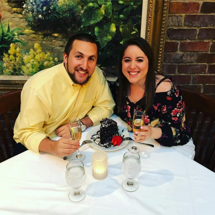 Image 1 of Marissa and Josh