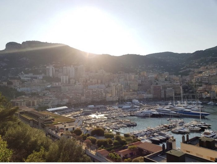 Chloe's Proposal in Monaco, French Riveria