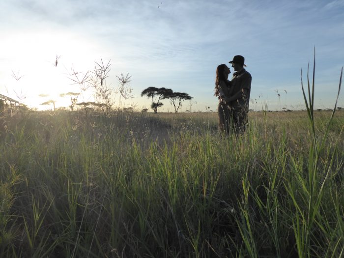 Sofia's Proposal in Serengeti National Park, Tanzania
