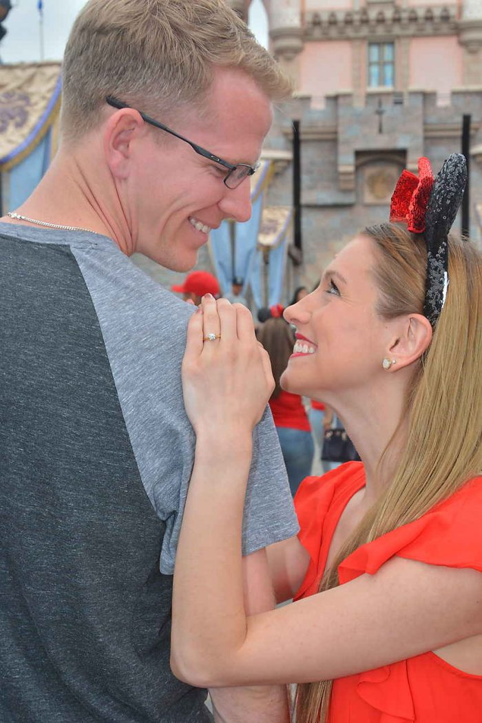 Marriage Proposal Ideas in Disneyland