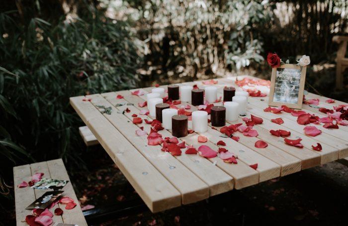 Sara and Tino's Engagement in Botanical Gardens, UC Berkeley