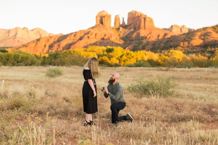 Wedding Proposal Ideas in Sedona, Arizona