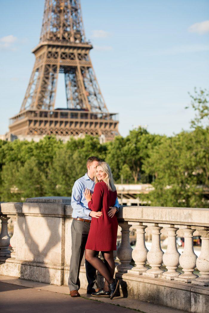 Wedding Proposal Ideas in Paris, France
