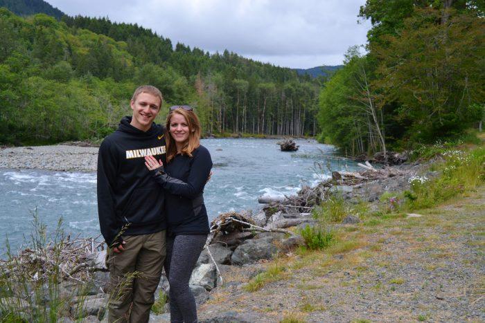 Image 2 of Lisa and Andy