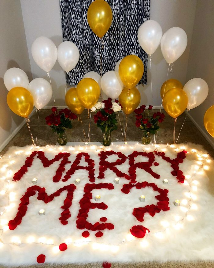 Where to Propose in Home