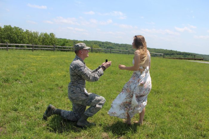 Wedding Proposal Ideas in Big Cedar Lodge, Branson MO