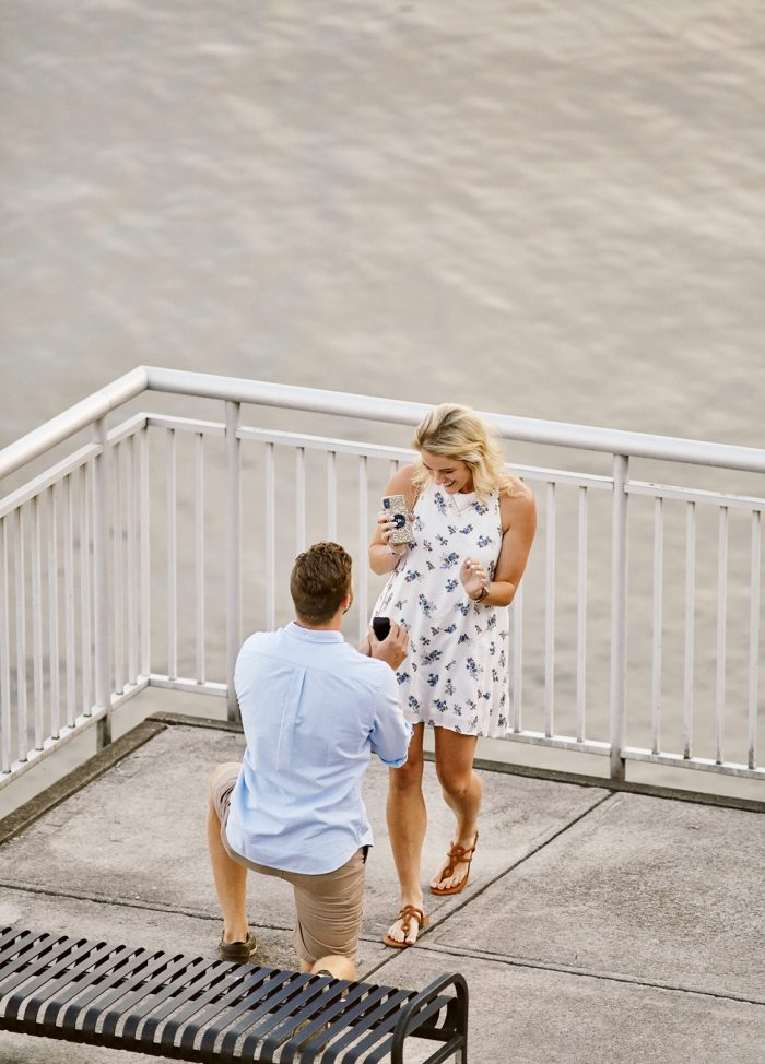 Christibeth's Proposal in Knoxville, TN
