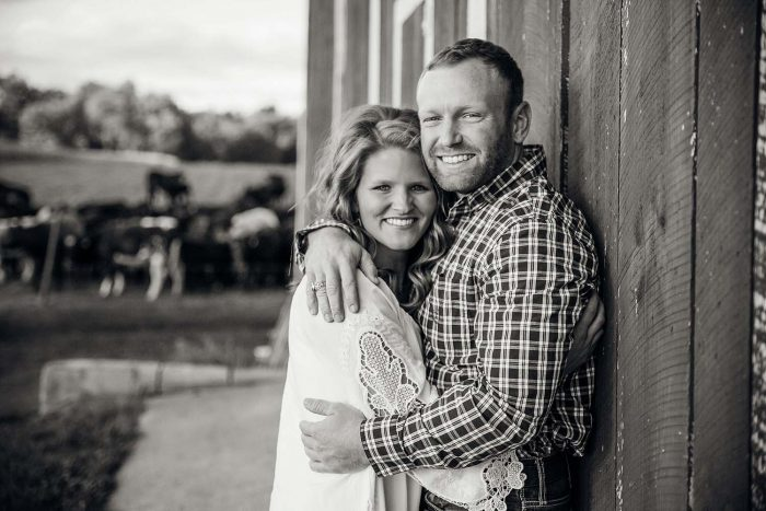 Wedding Proposal Ideas in Farm