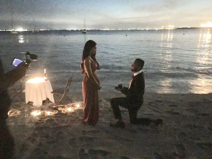 Wedding Proposal Ideas in La Perouse Beach Sydney