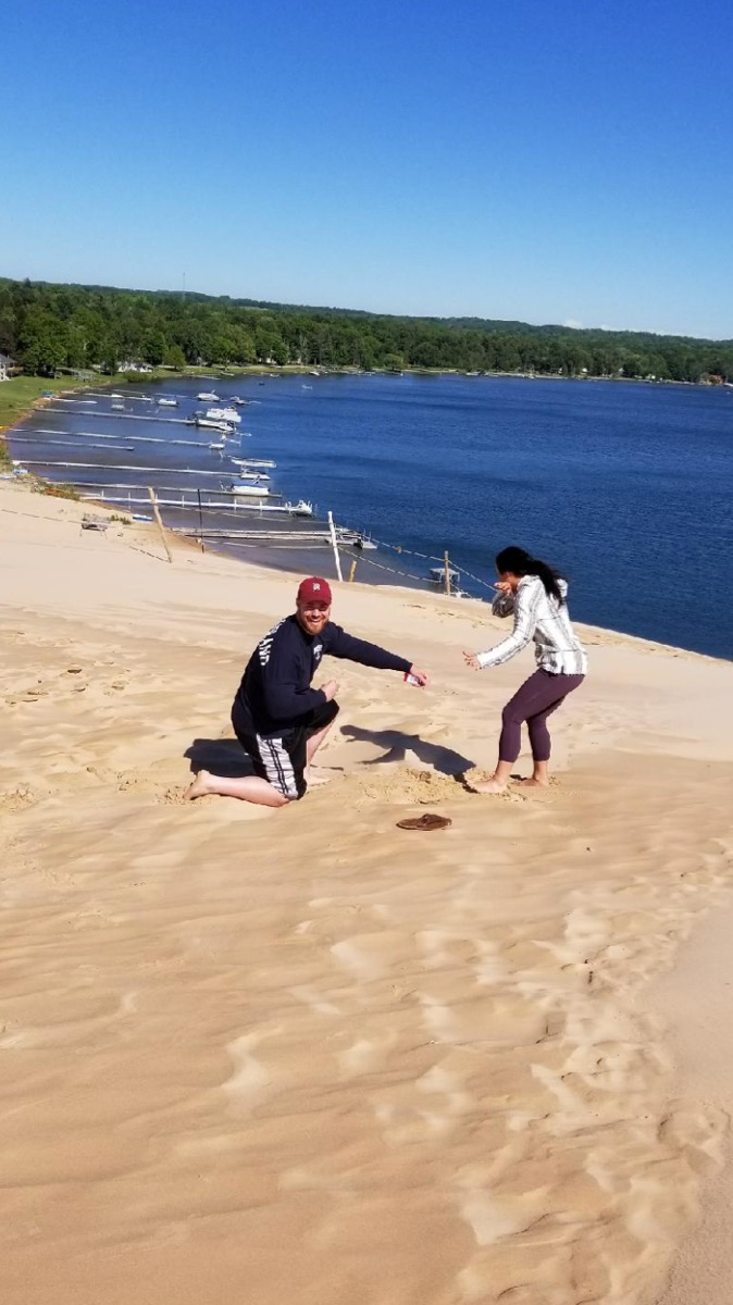 Where to Propose in Silver Lake Michigan
