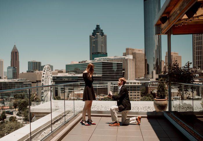 Engagement Proposal Ideas in Atlanta, GA