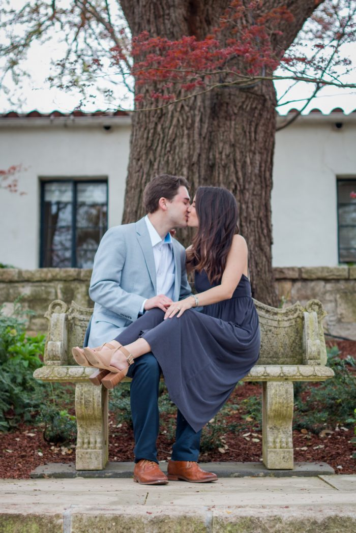 Natalie and Dane's Engagement in Dallas, TX