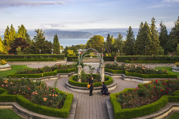 Where to Propose in Vancouver